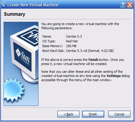 Run a Centos Lamp development server on XP, Vista or Win 7 using